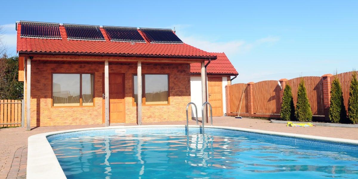 zonneboiler zwembad