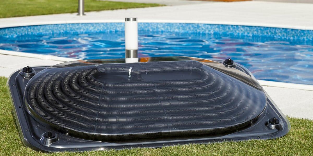 zwembad zonneboiler